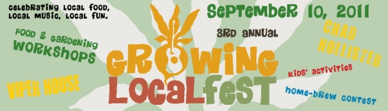 Growing Local Fest 3 Banner